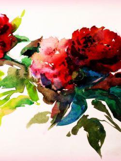 Арт.25828 Цветы