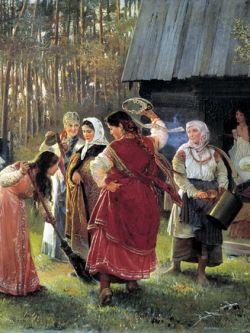 Арт.26407 Константин Васильев. Сватовство