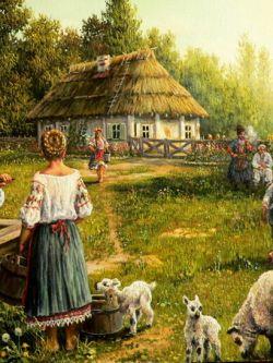 Арт.26408 Андрей Лях. Колодец