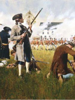 Арт.26154 Американская революция