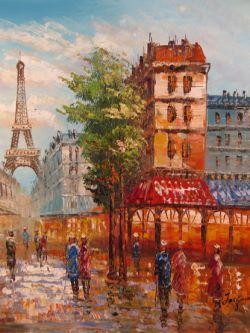 Арт.30157 Париж