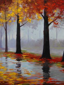 Арт.30311 Осенний дождь
