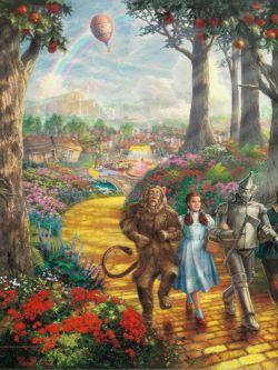 Арт.31352 Томас Кинкейд. Волшебник Изумрудного города