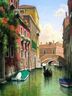 Арт.31033 Марк Петит. Венеция